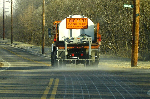 Frack Wastewater Let S Dump It On The Roads