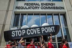Marching on FERC